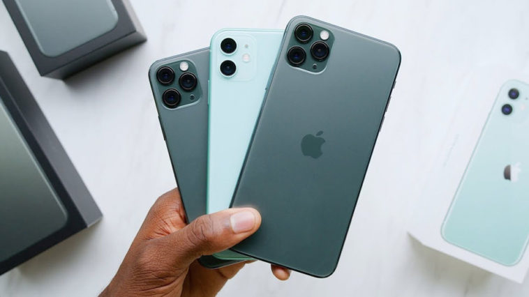 Iphone 11 Iphone 11 Pro Unbox Video Mkbhd