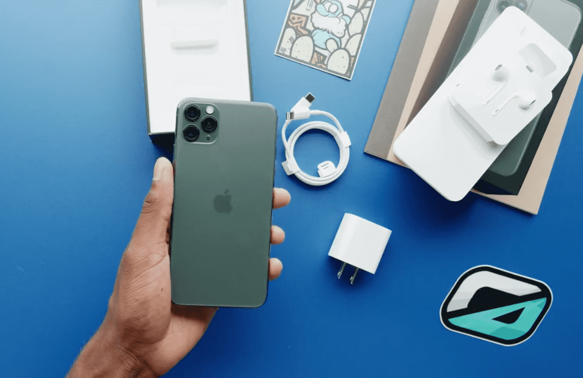 Iphone 11 Iphone 11 Pro Unbox Video Mkbhd Img 3