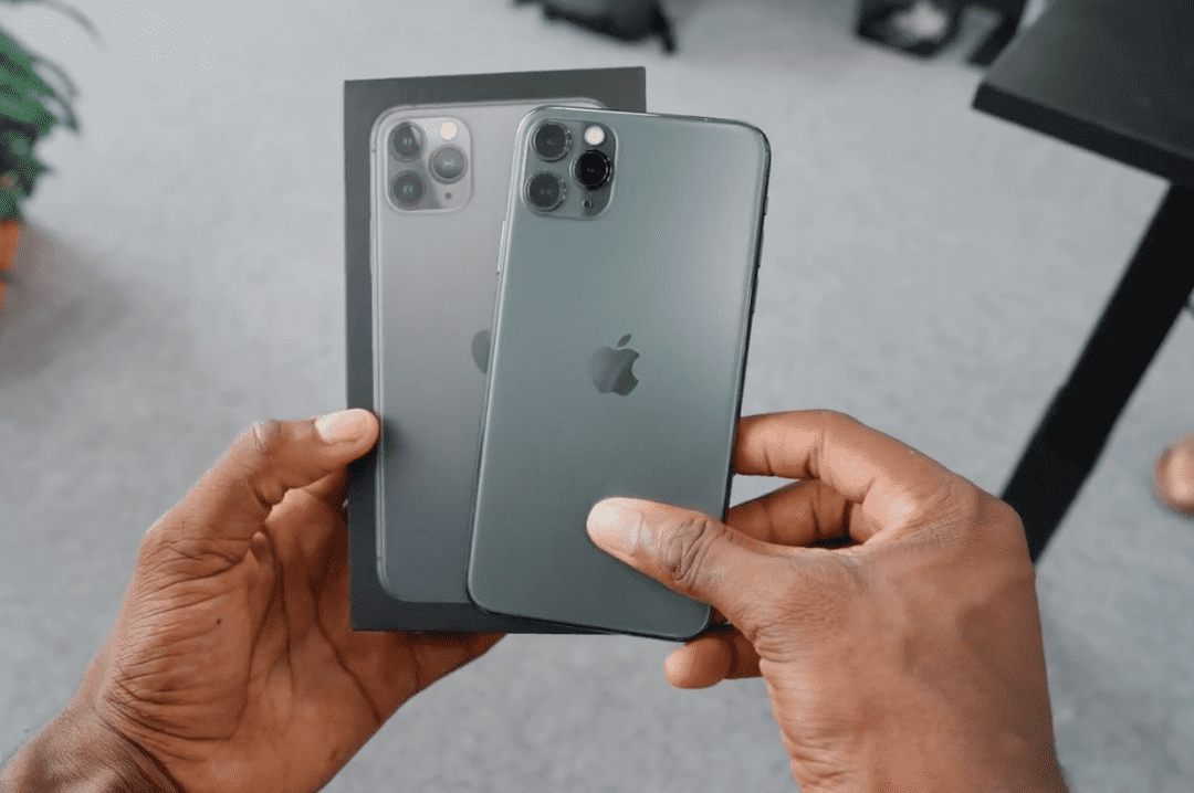 Iphone 11 Iphone 11 Pro Unbox Video Mkbhd Img 7