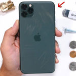 Iphone 11 Pro Back Glass Scratches By Jre
