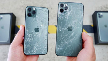 Iphone 11 Pro Drop Test