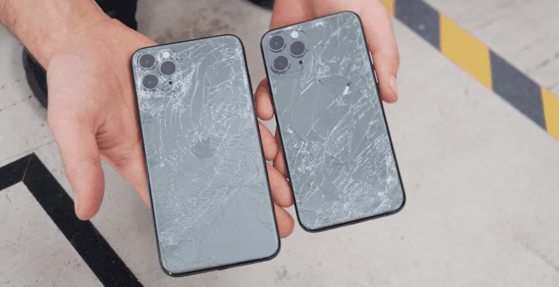Iphone 11 Pro Drop Test Img 13