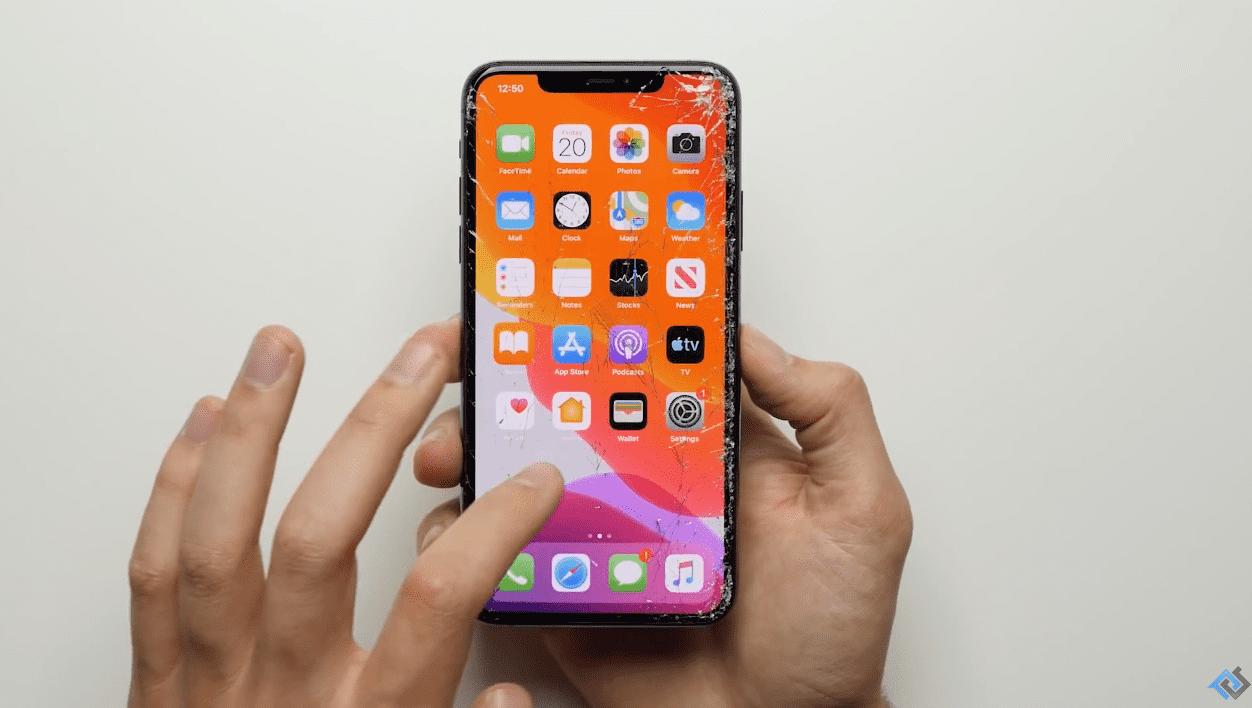 Iphone 11 Pro Drop Test Img 2