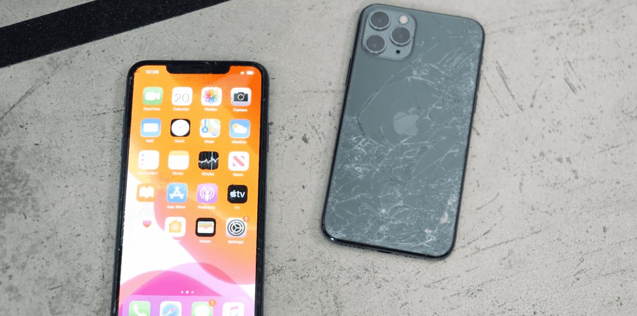 Iphone 11 Pro Drop Test Img 5