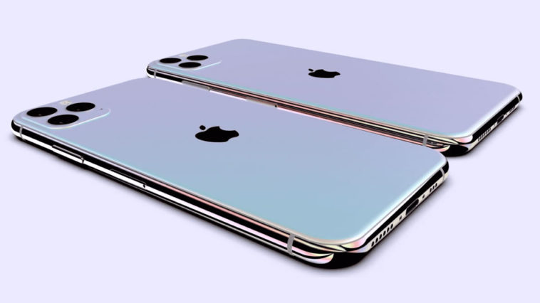 Iphone 11 Pro Rainbow Color