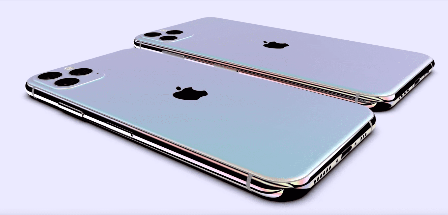 Iphone 11 Pro Rainbow Color Iphone 11 New Green Color Rumors Img 2