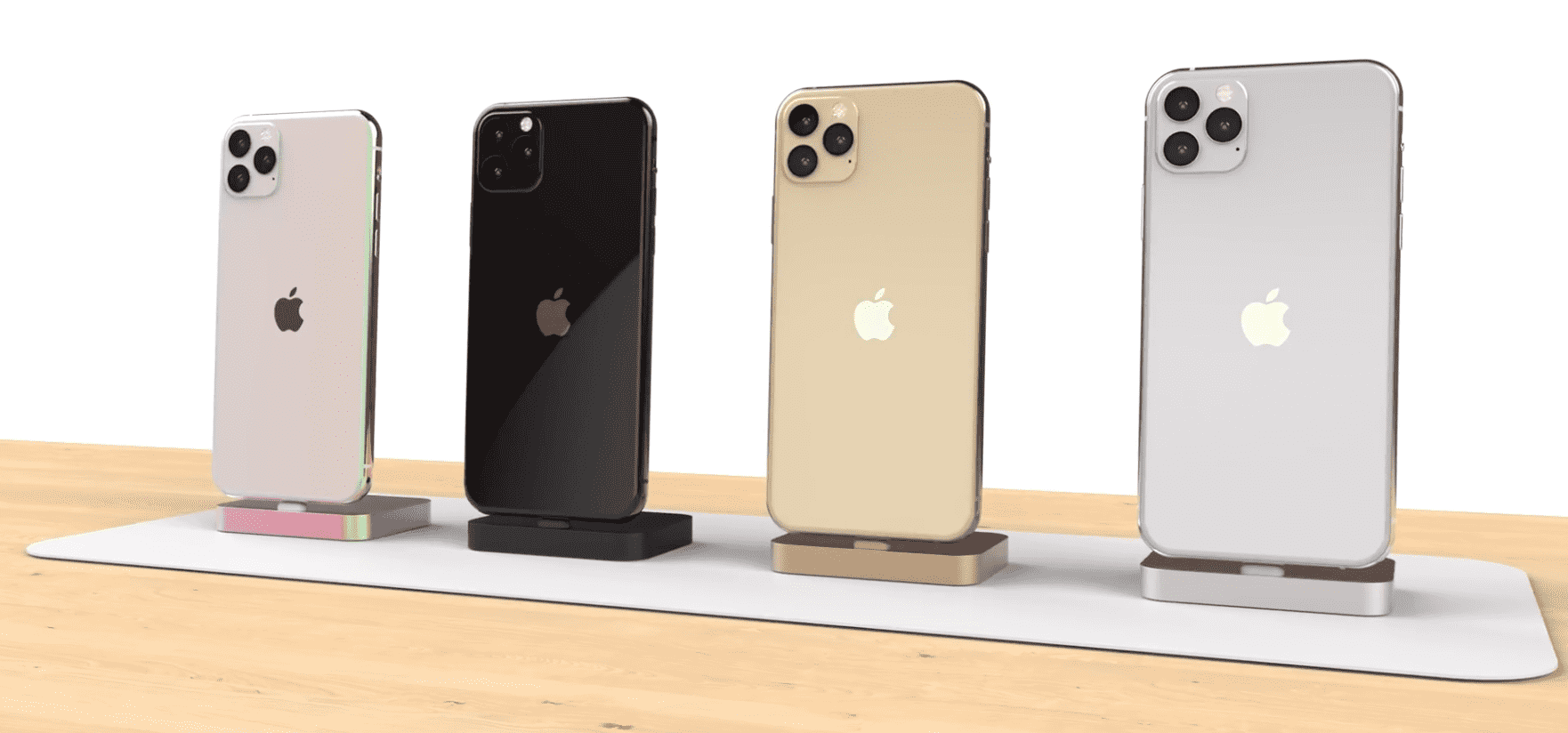 Iphone 11 Pro Rainbow Color Iphone 11 New Green Color Rumors Img 4