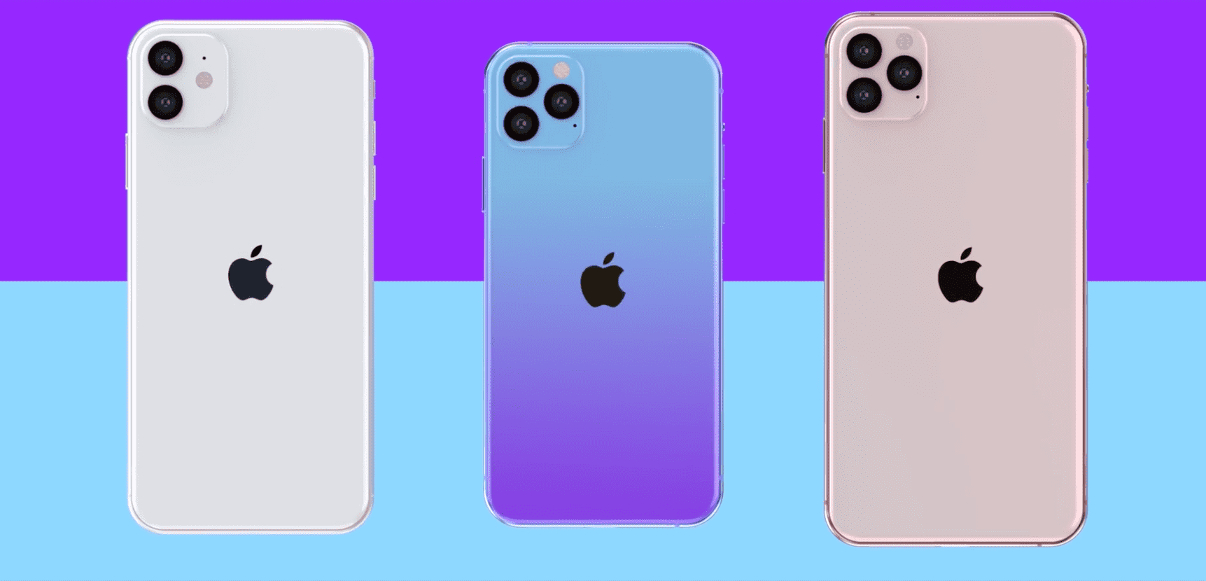 Iphone 11 Pro Rainbow Color Iphone 11 New Green Color Rumors Img 5