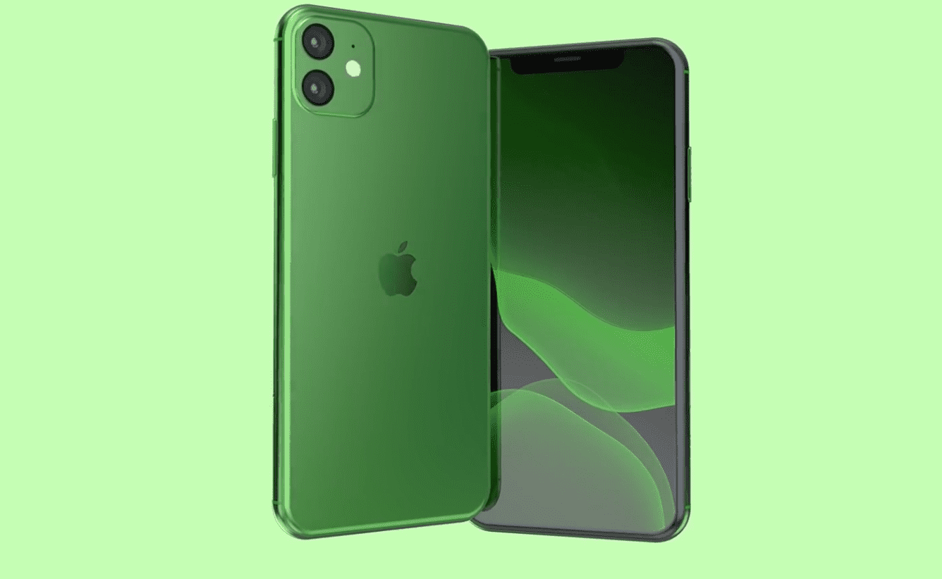 Iphone 11 Pro Rainbow Color Iphone 11 New Green Color Rumors Img 6