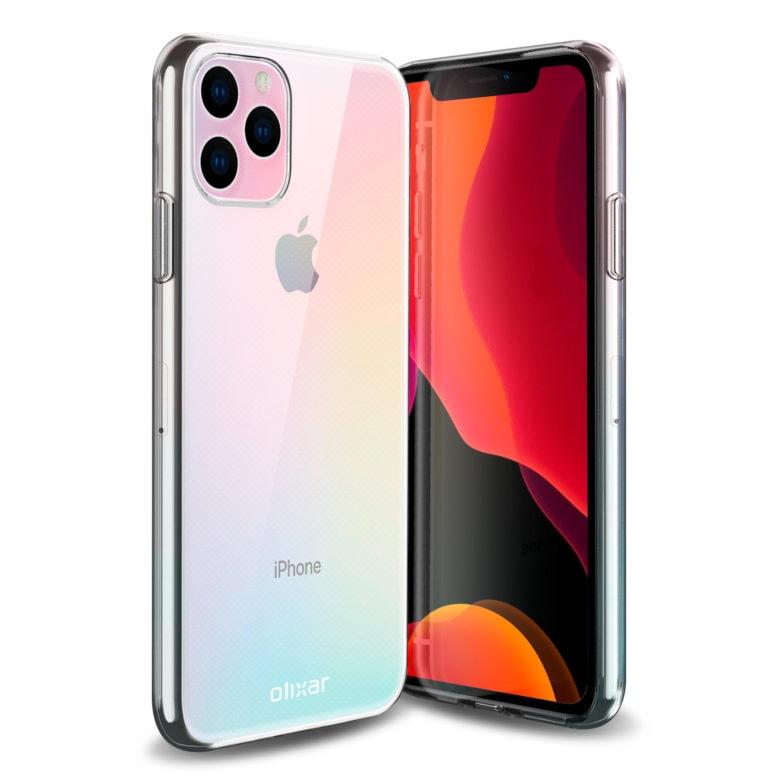 Iphone 11 Pro Rainbow