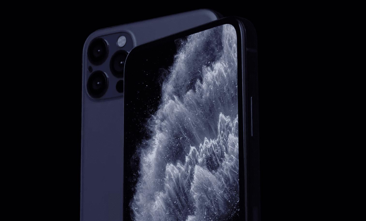 Iphone 2020 Iphone 4 Frame Render Everythingapplepro Img 1