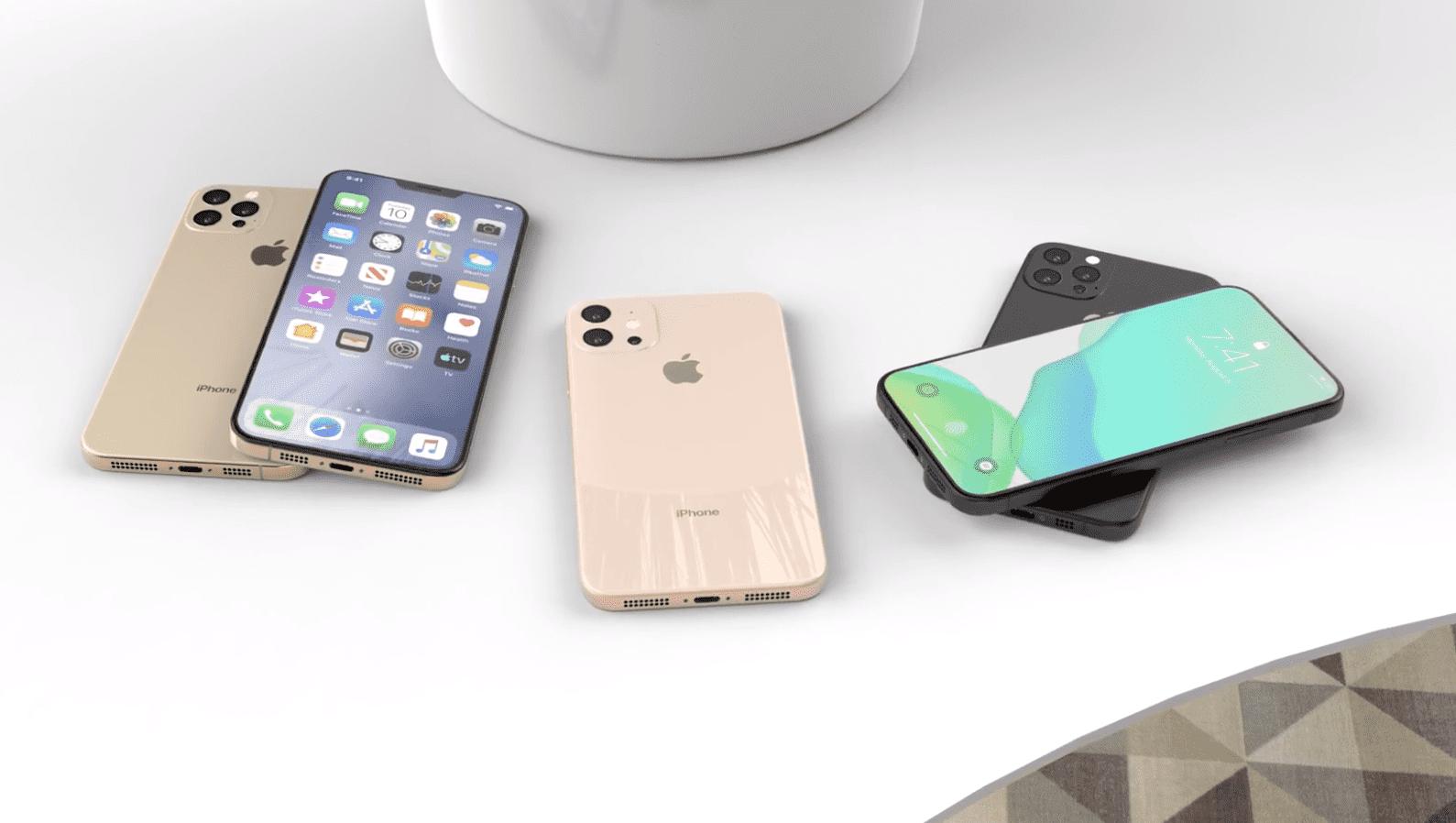 Iphone 2020 Iphone 4 Frame Render Everythingapplepro Img 5