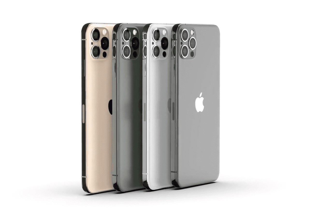 Iphone 2020 Iphone 4 Frame Render Everythingapplepro Img 7