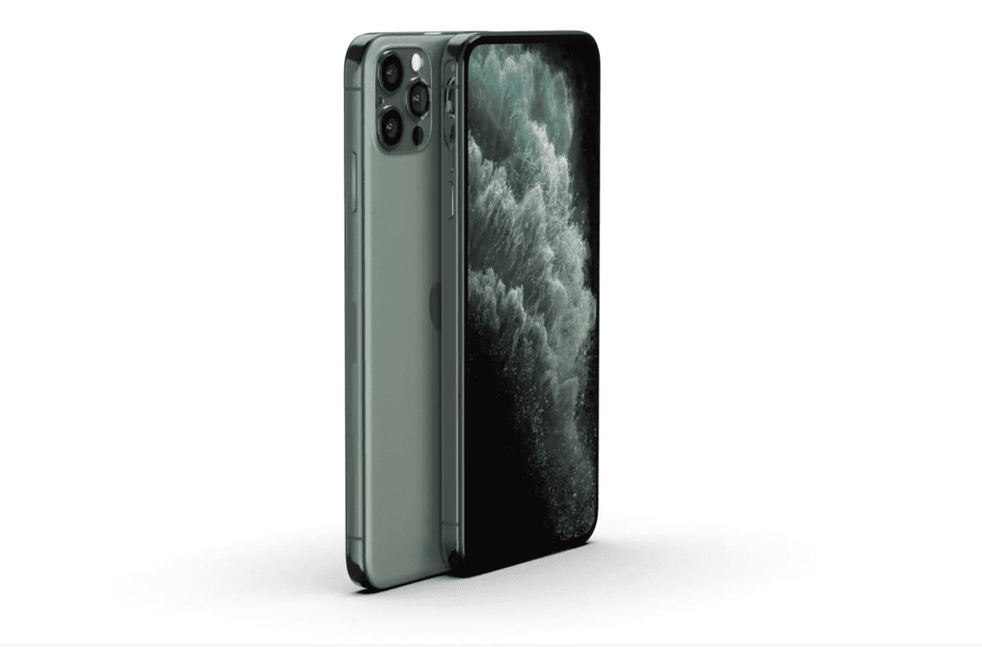 Iphone 2020 Iphone 4 Frame Render Everythingapplepro Img 8