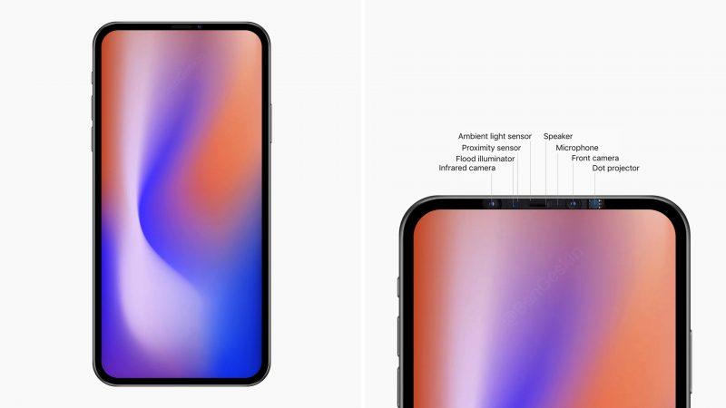 Iphone 2020 No Notch Rumors Ben Geskin Report Img 1