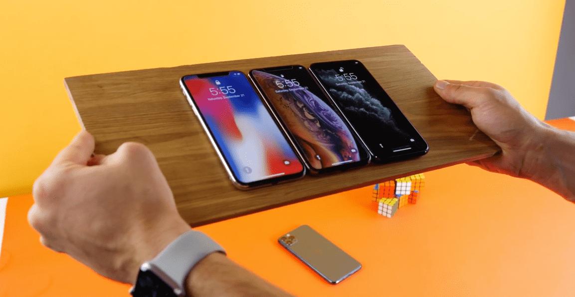 Iphone X Iphone Xs Iphone 11 Pro Speed Test Everythingapplepro Img 17
