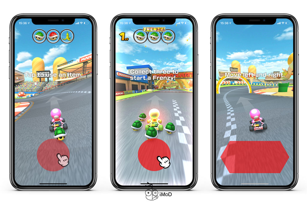 Mario Kart Tour Game Available Ios Andriod 1