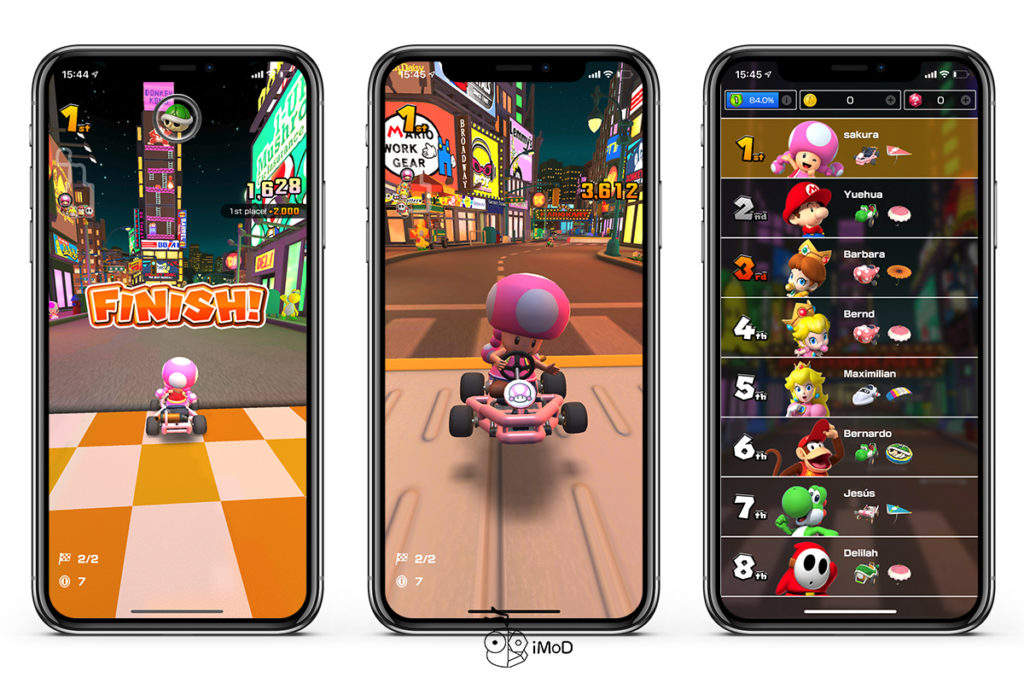 Mario Kart Tour Game Available Ios Andriod 3