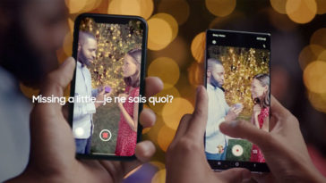 Samsung Mock Apple Galaxy Note 10 Bokeh Video Recording Feature Ad