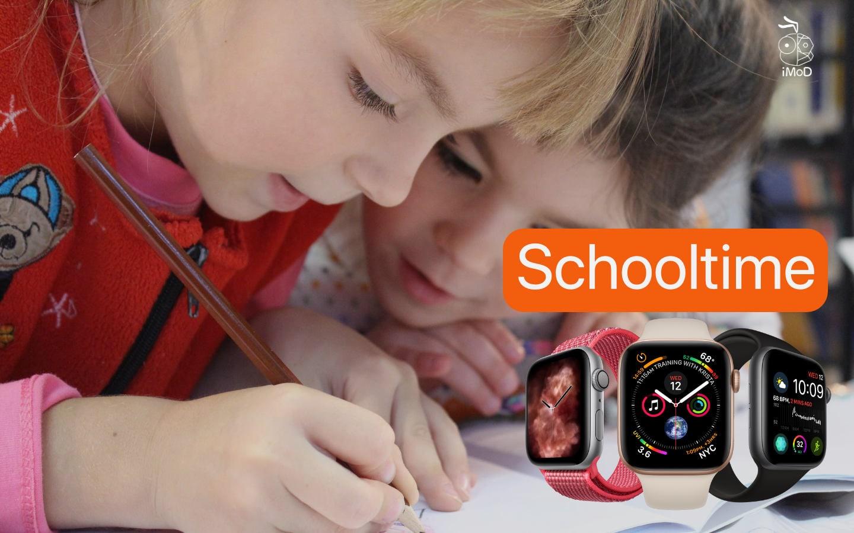 Schooltime Apple Watch