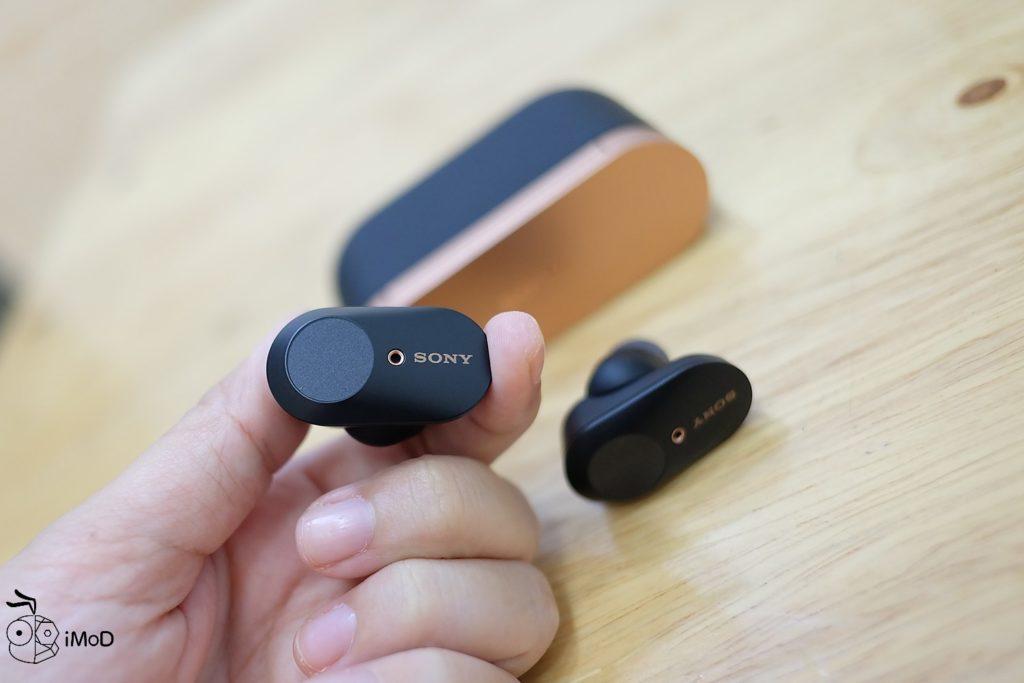 Sony Wf 1000xm3 Noise Canncellation Headphone 11