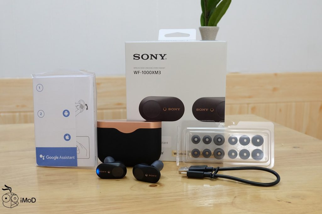 Sony Wf 1000xm3 Noise Canncellation Headphone 16