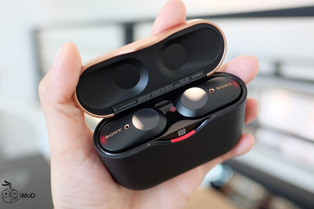 Sony Wf 1000xm3 Noise Canncellation Headphone 19