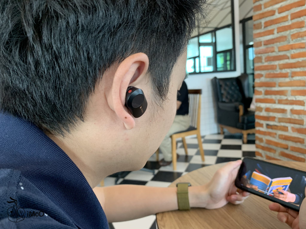 Sony Wf 1000xm3 Noise Canncellation Headphone 23