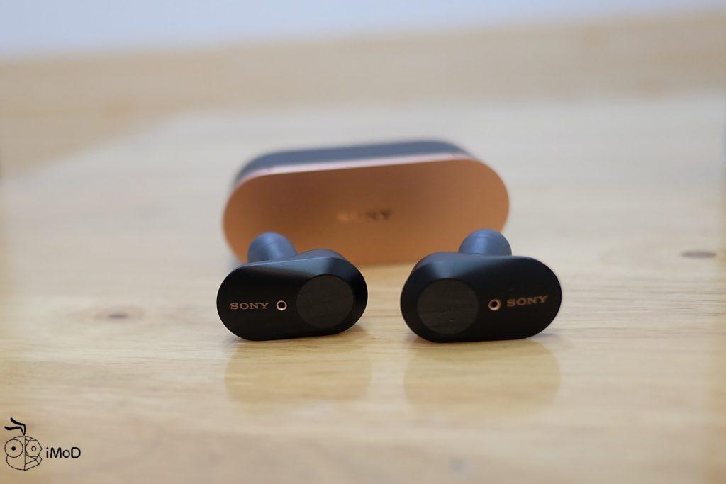 Sony Wf 1000xm3 Noise Canncellation Headphone 7