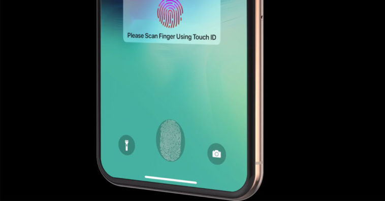 Touch Id In Screen