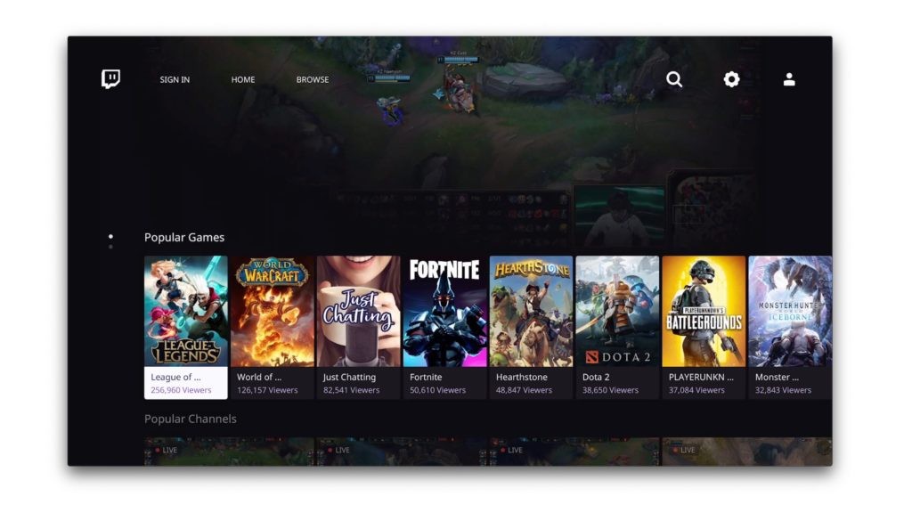 Twitch Game Stream App Release Public Beta For Apple Tv 1
