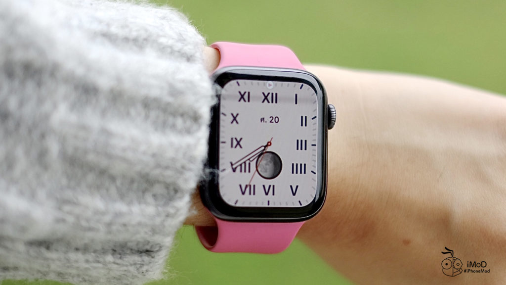 What Apple Watch Series Can Use New Face In Watchos 6 4