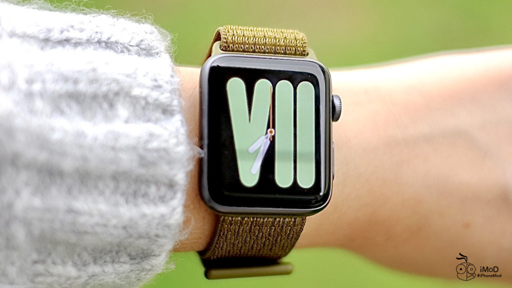What Apple Watch Series Can Use New Face In Watchos 6 8