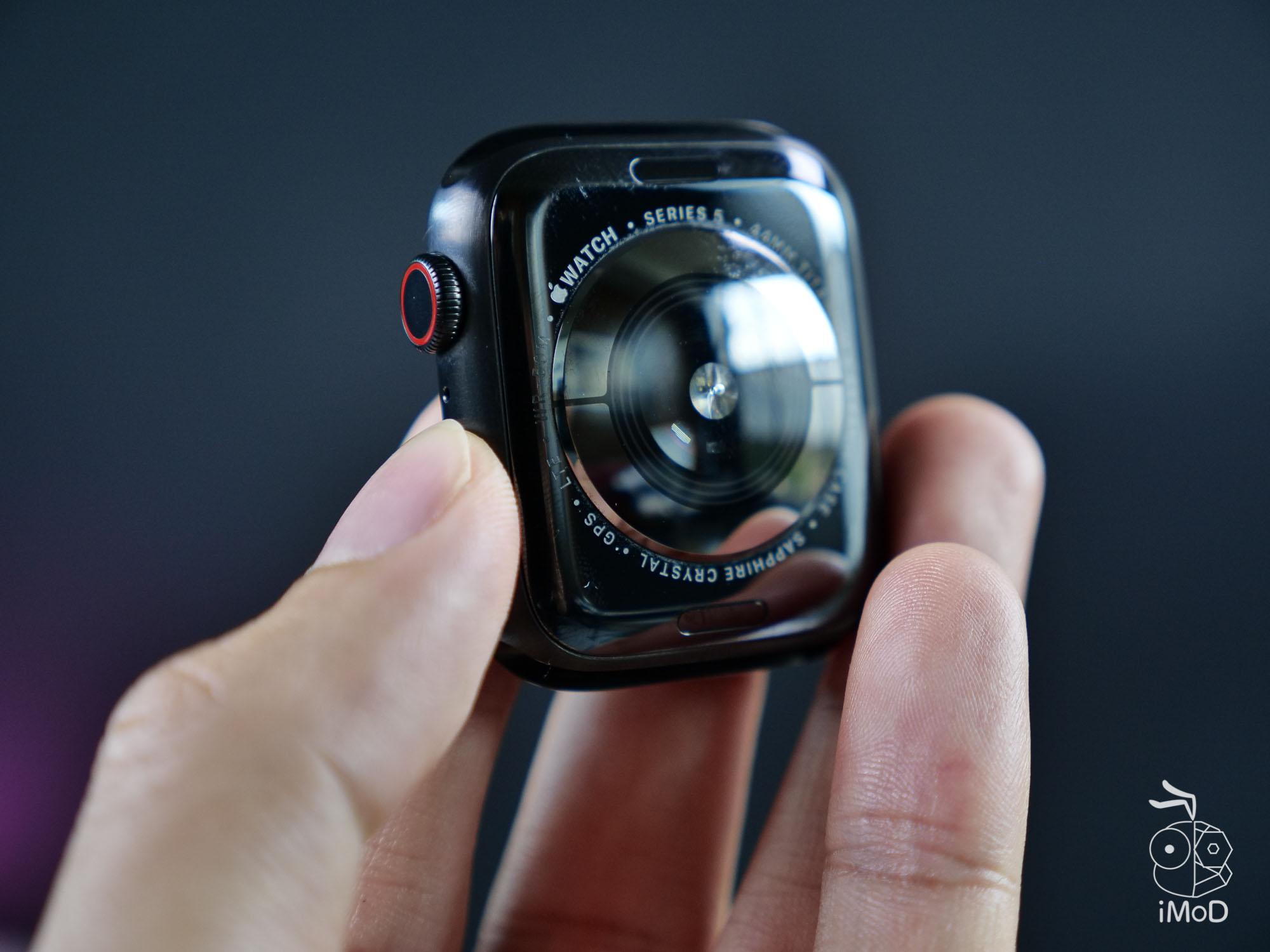 Apple Watch Edition Series 5 Titanium Space Black 1012975