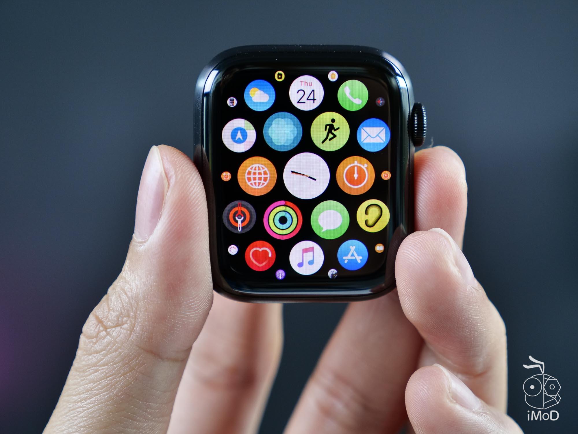 Apple Watch Edition Series 5 Titanium Space Black 1012983