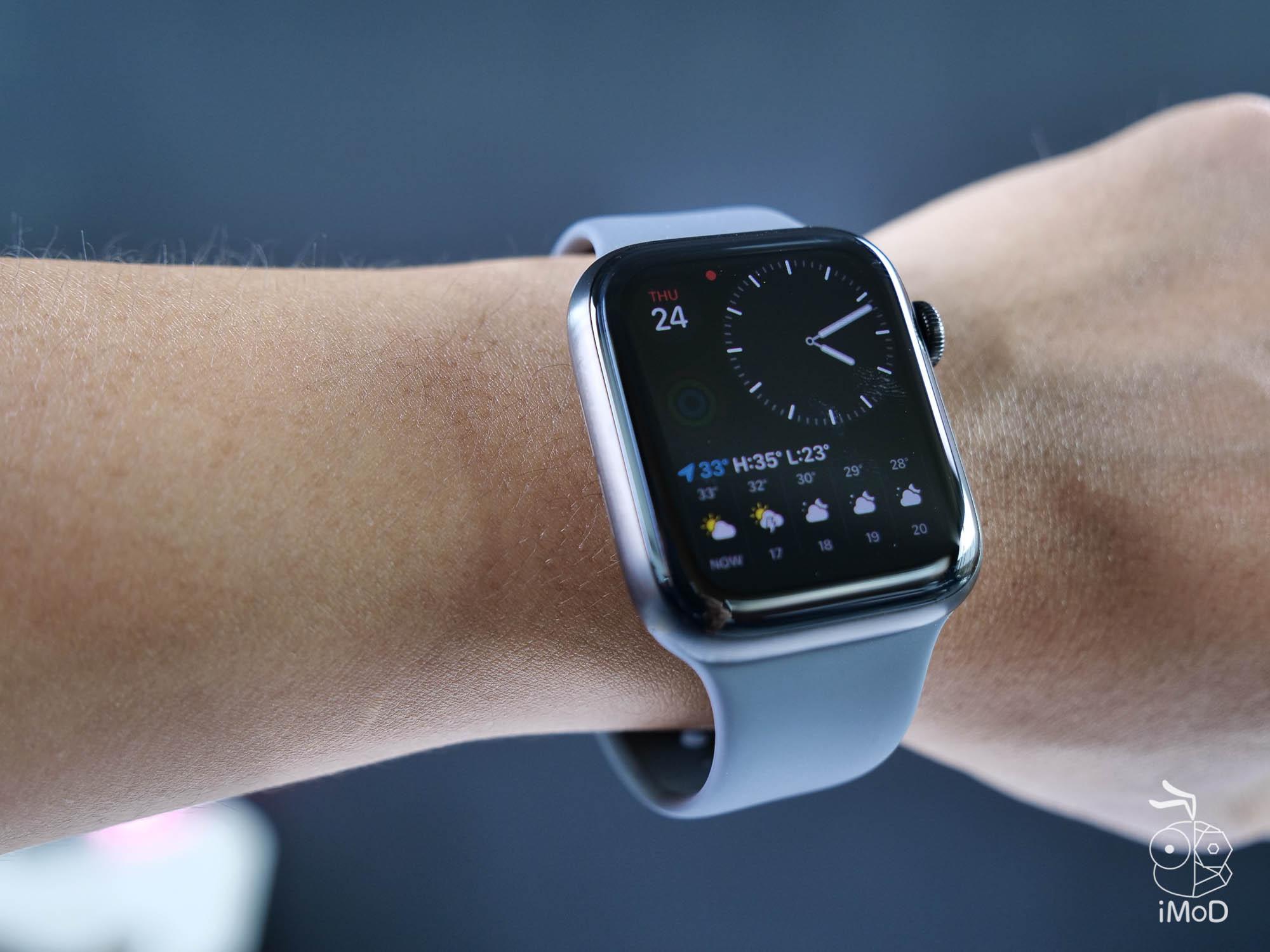 Apple Watch Edition Series 5 Titanium Space Black 1013083
