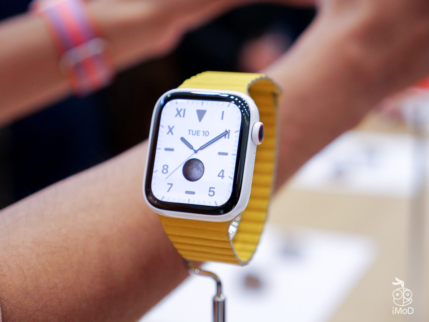 Apple Watch Series 5 Ceramic 1011117