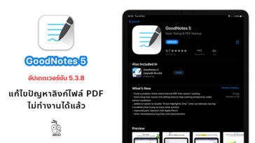 Cover Goodnotes5 Update 5.3.8