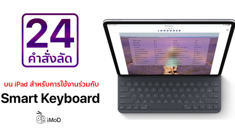Cover Keyboard Shortcuts For Ipad