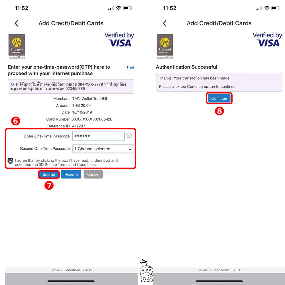 Truemoney Wallet X Credit Card 03