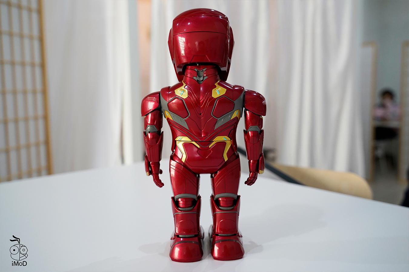 Ubtech Iron Man Mk50 Robot 09