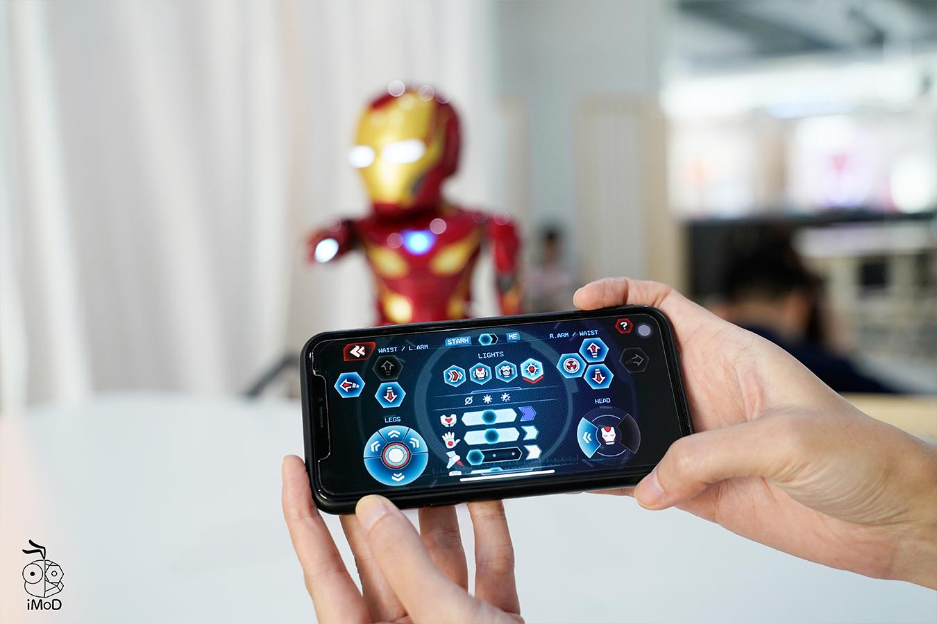 Ubtech Iron Man Mk50 Robot 12