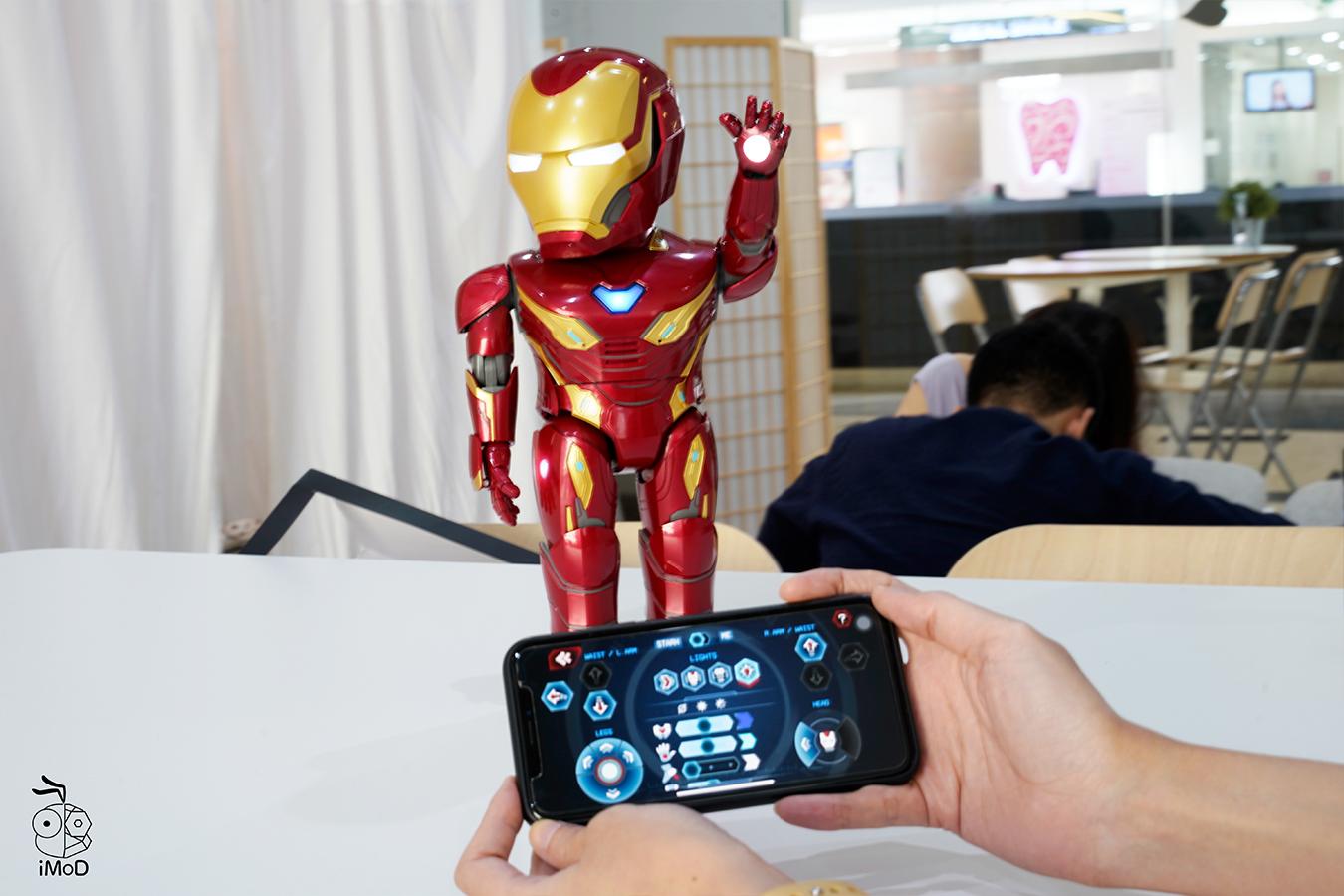 Ubtech Iron Man Mk50 Robot 14