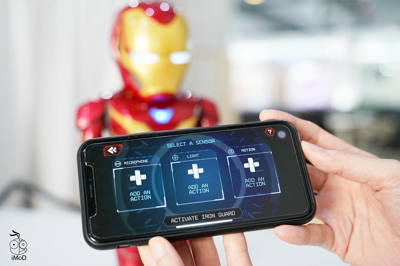 Ubtech Iron Man Mk50 Robot 16