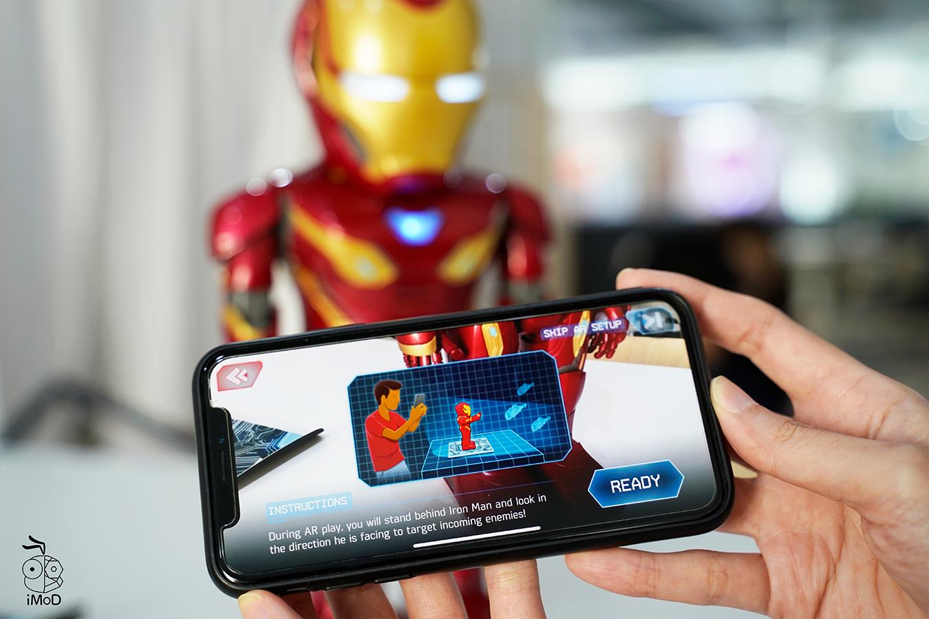 Ubtech Iron Man Mk50 Robot 17