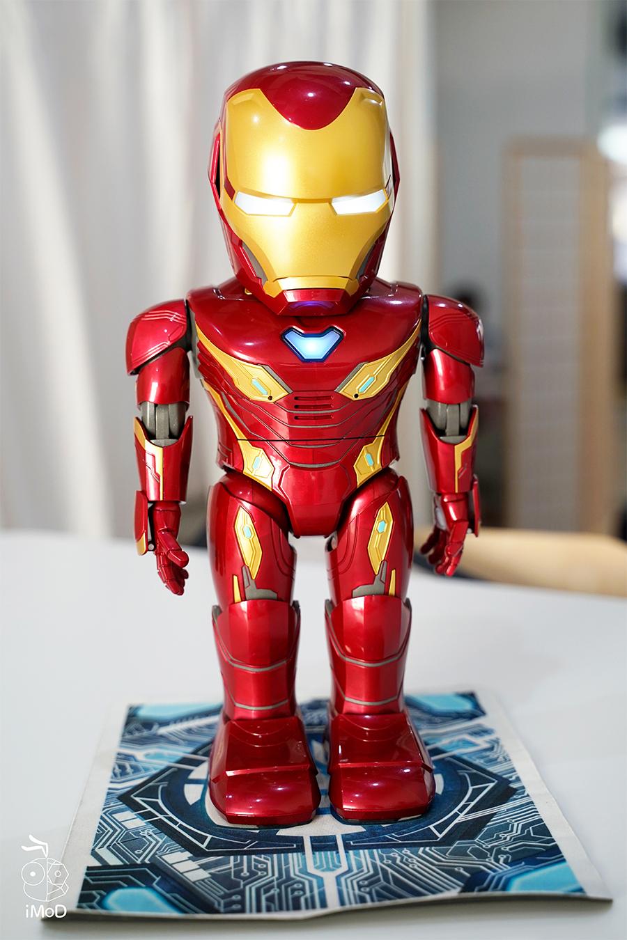 Ubtech Iron Man Mk50 Robot 18