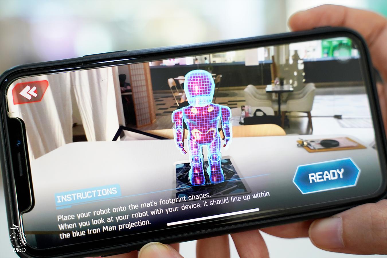 Ubtech Iron Man Mk50 Robot 19
