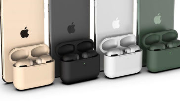Airpods Pro Colors Concept