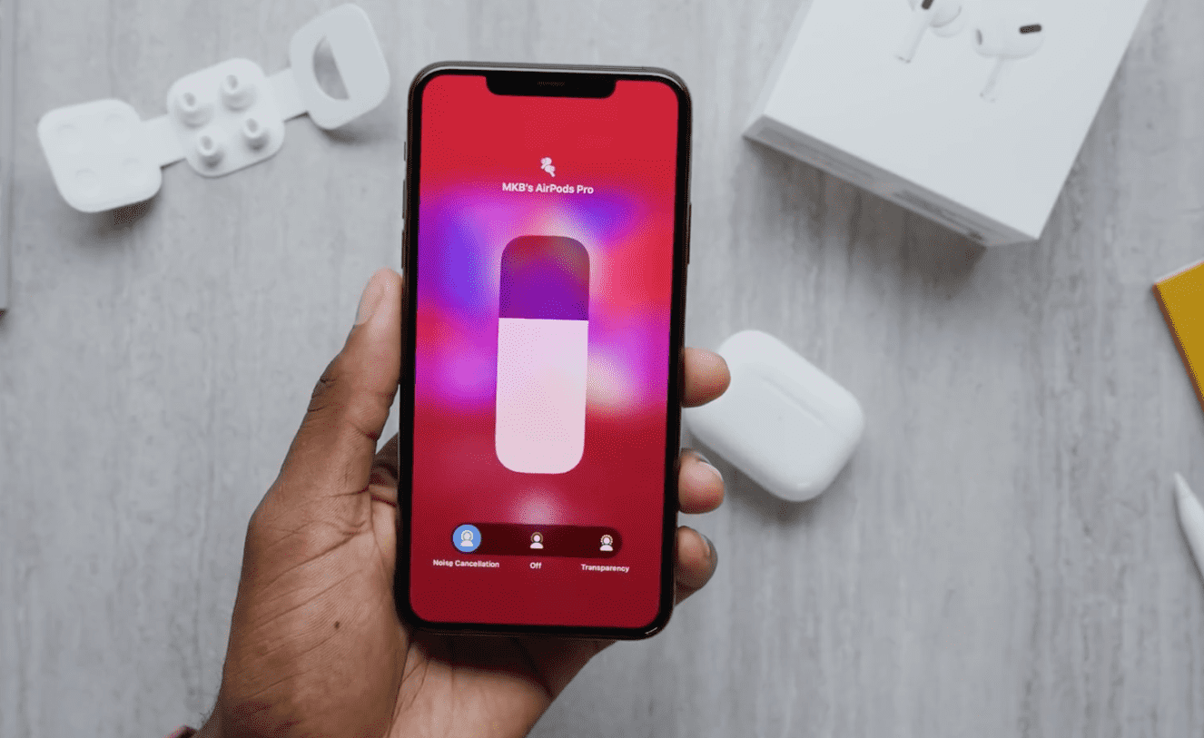 Airpods Pro Unboxing Youtuber Highlight Img 10