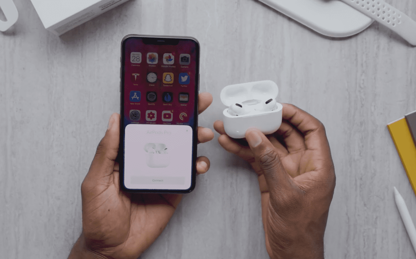 Airpods Pro Unboxing Youtuber Highlight Img 6